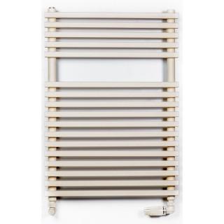 LUX RAD Gocta grzejnik łazienkowy 720x600 mm, biały RAL 9003.