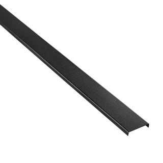 PROFIL DESIGN Listwa dekoracyjna BLACK MAT 50mm, stal nierdzewna matowa, 270cm.