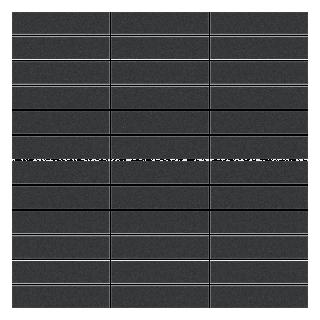 NOWA GALA Mozaika M-c-LU 14 lappato gres rektyfikowany 29,7x29,7cm Gat.1