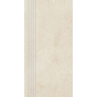 NOWA GALA Stopnica NU 01 poler gres rektyfikowany 29,7x59,7cm Gat.1