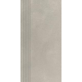 NOWA GALA Stopnica NU 12 natura gres rektyfikowany 29,7x59,7cm Gat.1