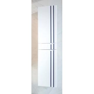AFRODYTA Słupek wiszący biały, 40x33x180cm., Imperium.
