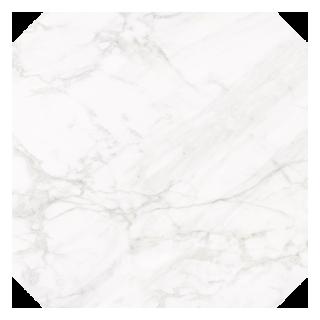 NOWA GALA Frost white FW 01 dekor poler gres rektyfikowany 59,7x59,7cm Gat.1