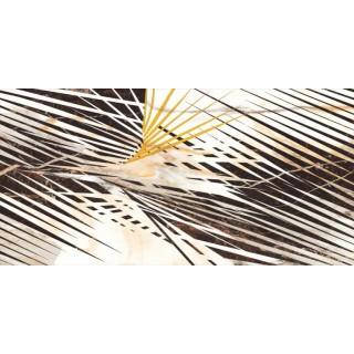 CERRAD Calacatta Gold poler gres rektyfikowany, dekor (A) 59,7x119,7x0,8 cm Gat.1