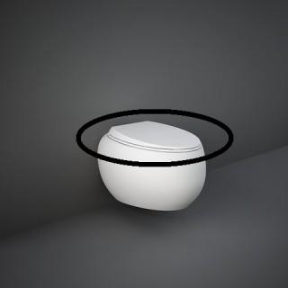 RAK CERAMICS Cloud Deska WC wolnoopadająca, biały mat