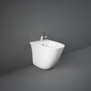 RAK CERAMICS Sensation Bidet stojący 52x38  cm, biały połysk