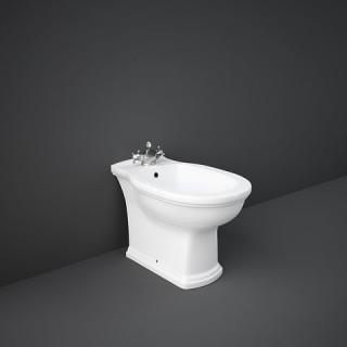 RAK CERAMICS Washington Bidet stojący 58x36 cm, biały połysk