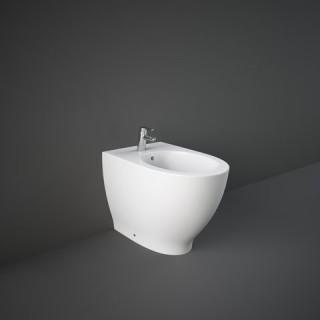 RAK CERAMICS Moon Bidet stojący 56x36 cm, biały połysk