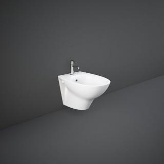 RAK CERAMICS Morning Bidet 52x37 cm podwieszany, biały połysk